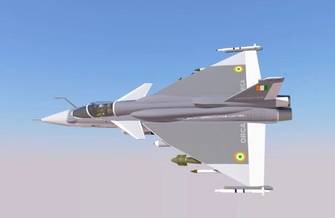 Work on Twin Engine Deck Based Fighter for Indian Navy Aircraft Carriers on Track, Wind Tunnel Test Soon