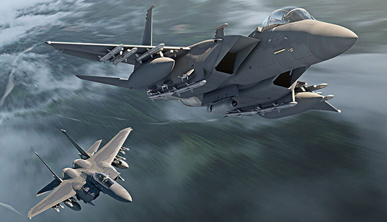 Boeing Offers US F-15EX Fighter Jets to Indian Air Force