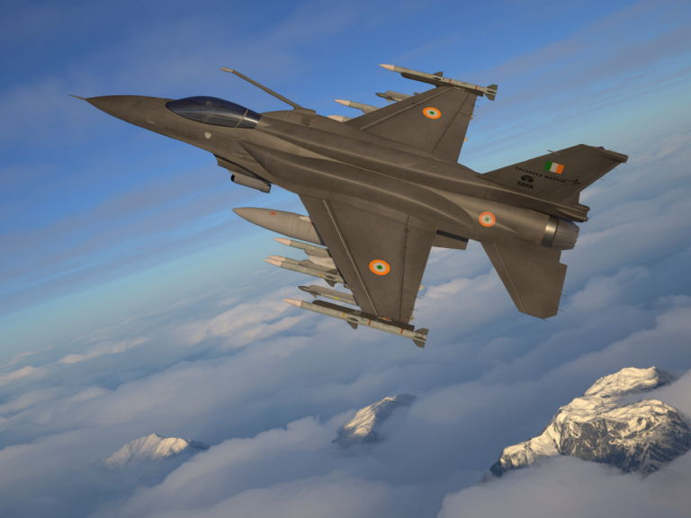 Lockheed's F-21 Fighter Showstopper at Aero India 2021