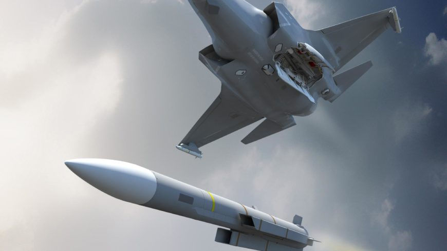 MBDA's MICA Missile Launchers at Aero India