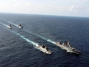 Amid China Conflict, US to Supply Own Medium Caliber Guns for Indian Navy