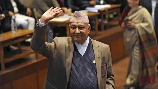 Nepal PM Oli Pledges to 'Retrieve' Kalapani Region from India Through Talks