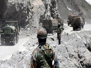 China Moves Back Around 10,000 Troops from Depth Areas Near LAC in Eastern Ladakh; No Change On Frontline