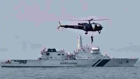 India to Kick Off Major Coastal Security Exercise on Tuesday