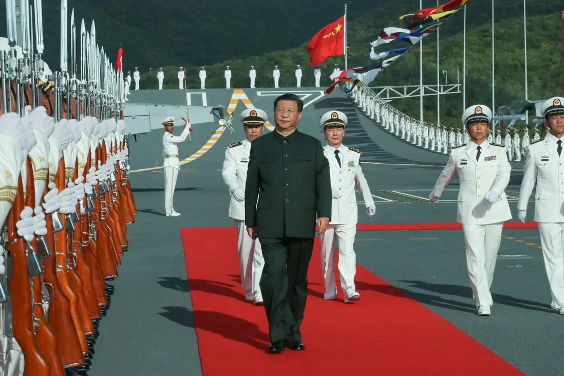 China's Military takes Charge of War Powers with New Defence Law