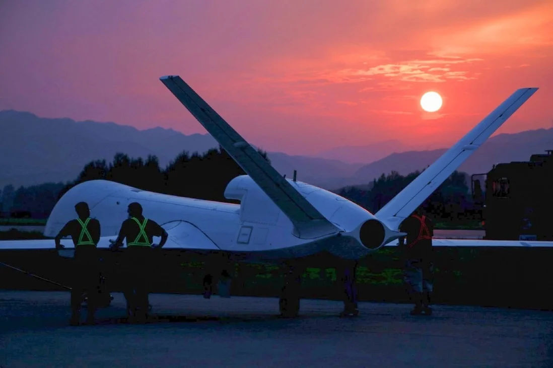 China's High-Speed, Armed Reconnaissance Drone Completes Maiden Flight