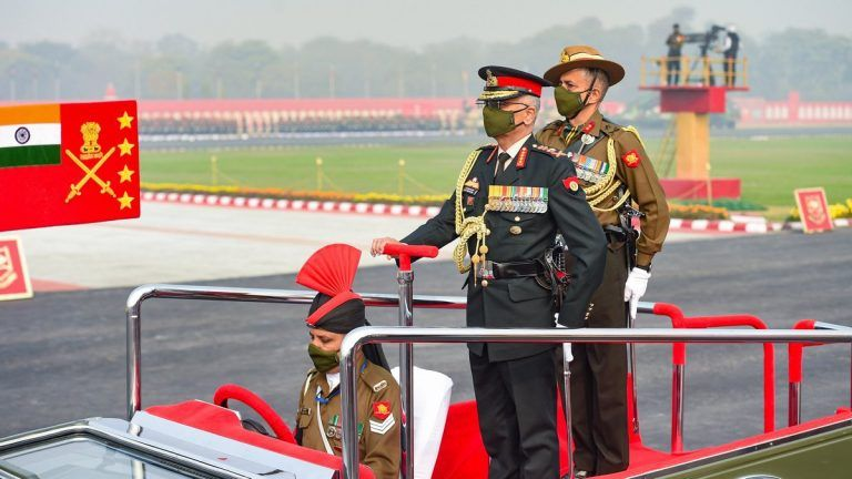 No One Should Make the Mistake of Testing Army's Patience — Gen. Naravane on LAC Stand-Off