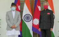 Nepal's Foreign Minister Pradeep Kumar Gyawali Meets EAM Jaishankar In New Delhi