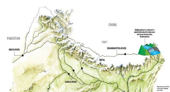 China's Water Choke