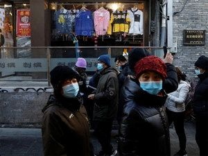 China's Economy Grows 2.3 Per Cent in 2020 as Rebound from Coronavirus Gains