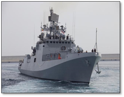Goa Shipyard - India's Key Security Partner - Scaling New Heights in Warship Building