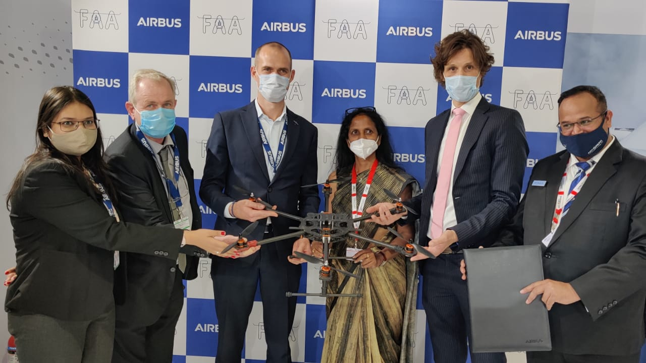 Airbus, Flytech Collaborate to Train Drone Pilots in India