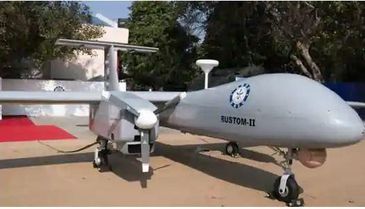 India's Rustom-2 UAV gets massive upgrade, will soar to 27,000 feet in April