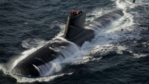 Indian Navy gets third Scorpene submarine, to be commissioned as INS Karanj