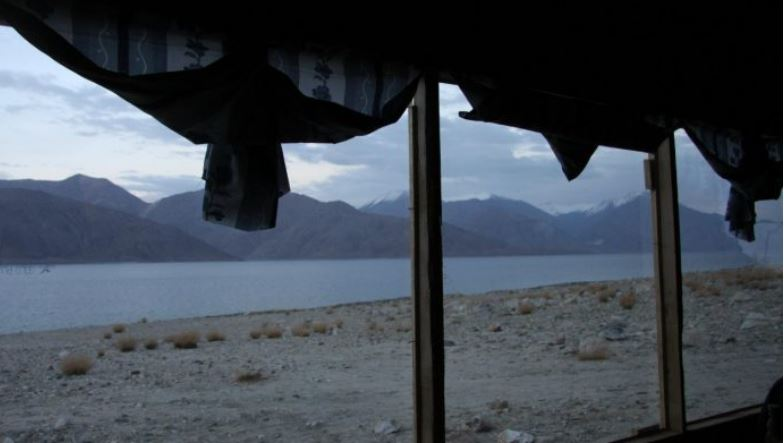 China dismantles jetty, helipad & other structures as part of Pangong Tso disengagement