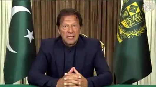 Imran's Lanka visit aims at gaining support for J-K issue against India: Report