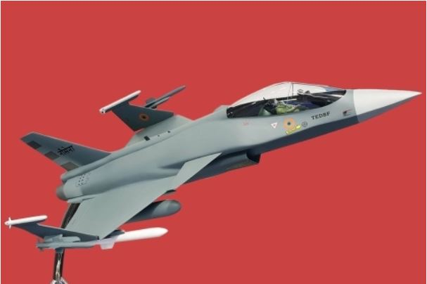 New Model of India's Twin Engine Fighter For Aircraft Carriers Breaks Cover At Aero India 2021; Here's What We Know About It