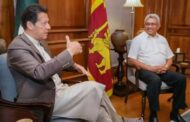 Imran Khan Pushes Anti-India Agenda On Two-Day Sri Lanka Visit