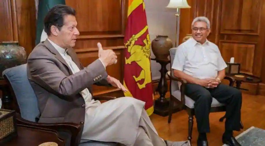 Imran Khan Pushes Anti-India Agenda On Two-Day Sri Lanka Visit