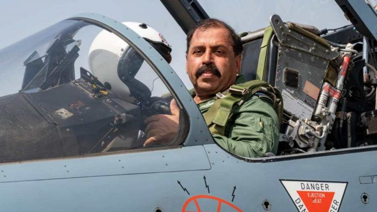 IAF Chief Flies Mirage 2000, Force Shows Capabilities Of Spice 2000 Used In Balakot Strike