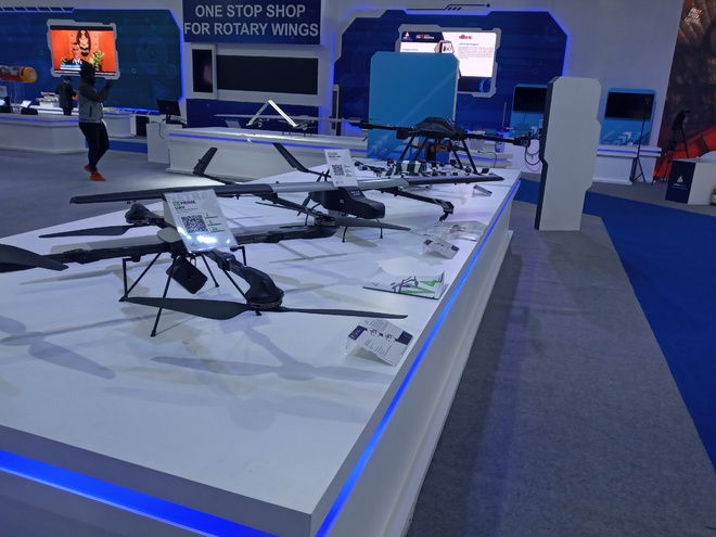 Drone Threat Looms, India Aims to Create $40 bn Industry