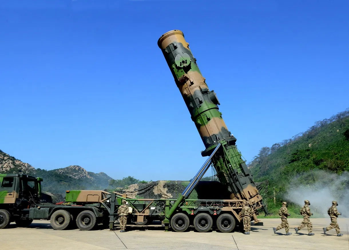Chinese People's Liberation Army Rocket Force: The Decisive Instrument : Part II