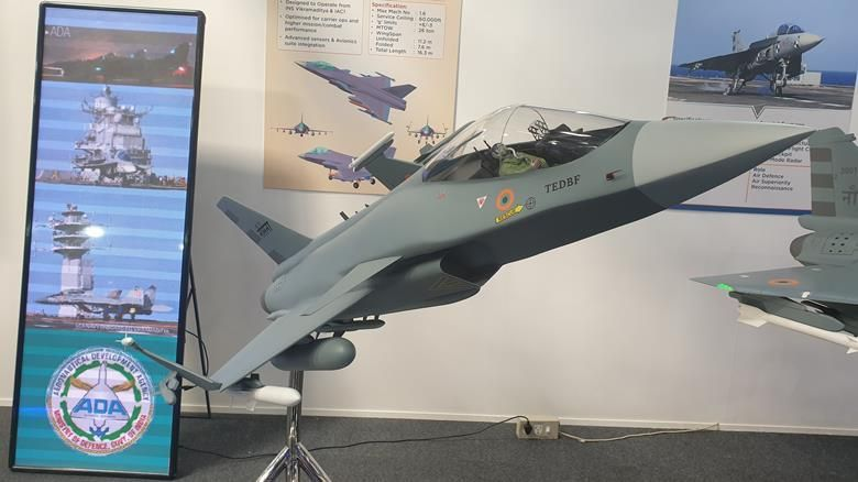 New Delhi Forges Ahead with New Naval Fighter, AMCA