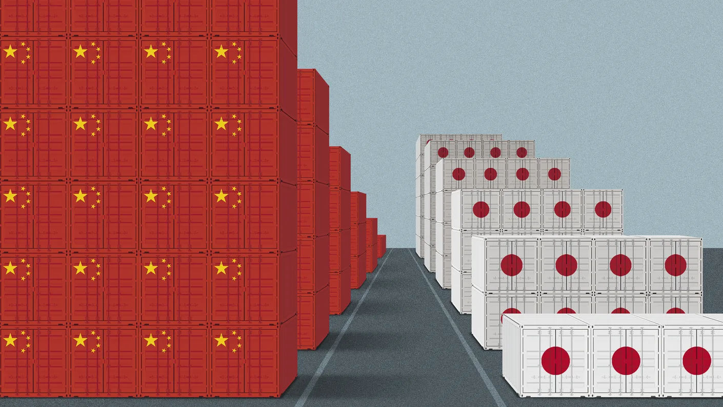 Decoupling Denied: Japan Inc. Lays its Bets on China