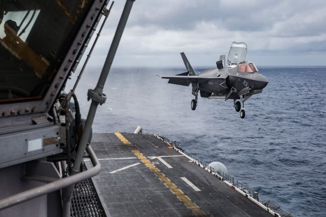 P&W to Make Engines for F-35 Block 4 Development, Testing
