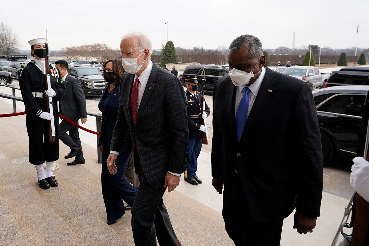 Biden Announces New Pentagon-Run China Task Force