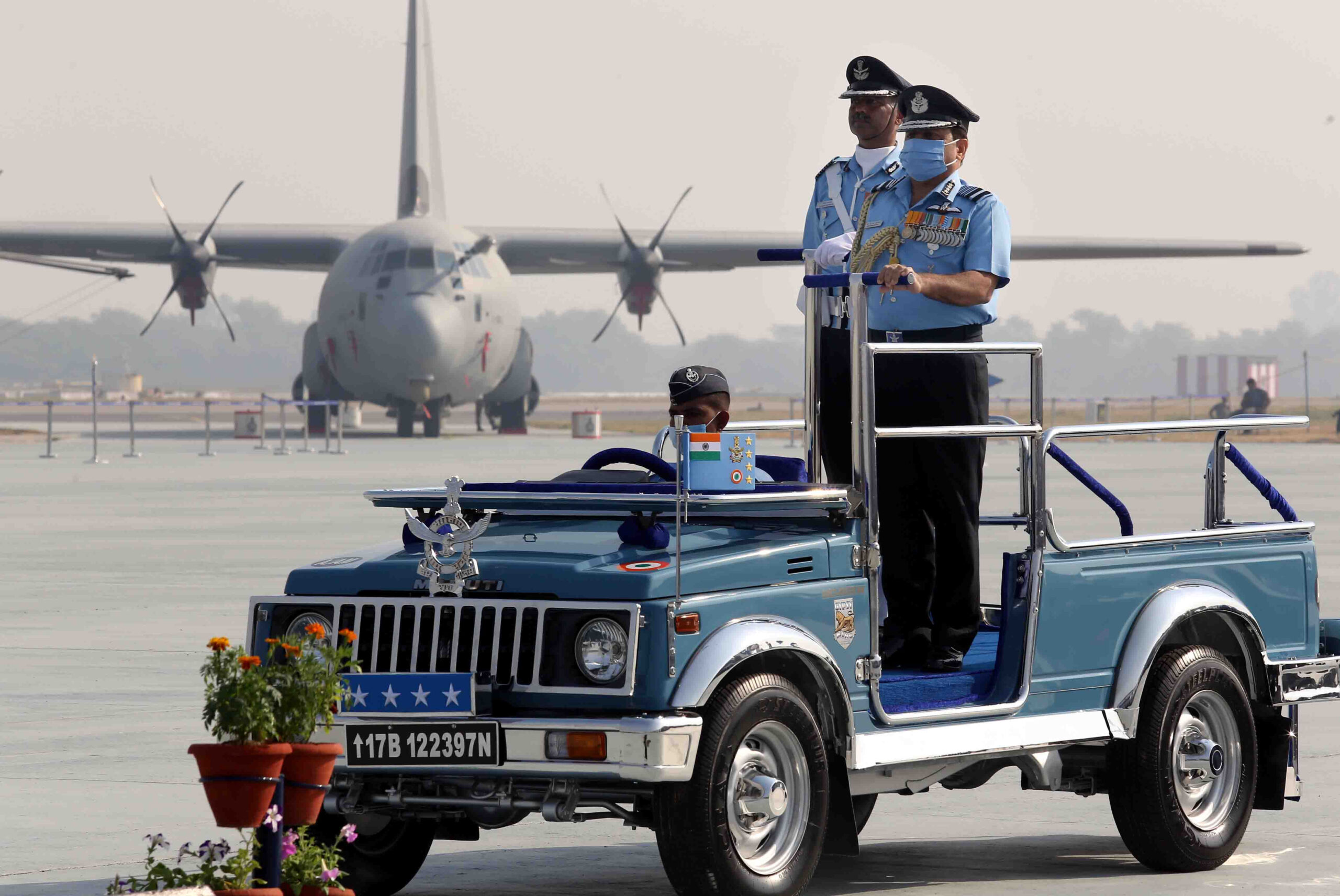 Deployment of Frontline Combat Assets in Ladakh Created Credible Deterrence, Says Air Chief