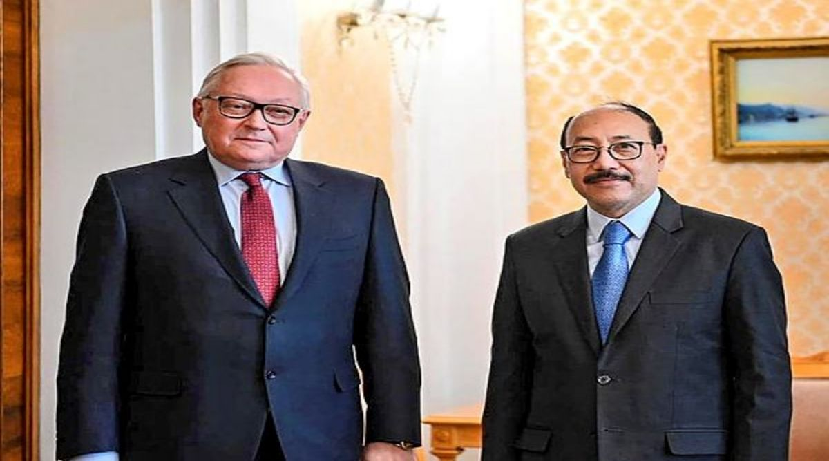 India Looking Forward to Substantial Russian Investments in Make-in-India Projects: Shringla