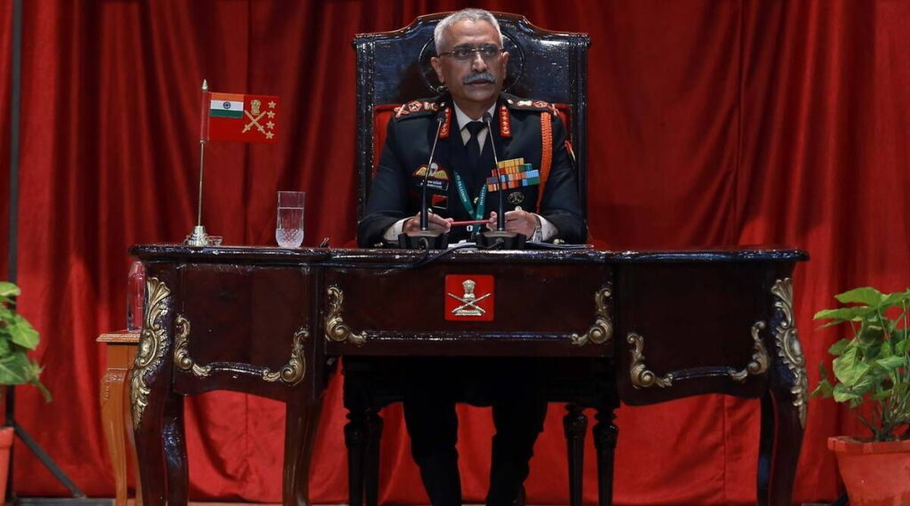 Disengagement of India, China Armies Win-Win Situation for Both Sides: Army Chief
