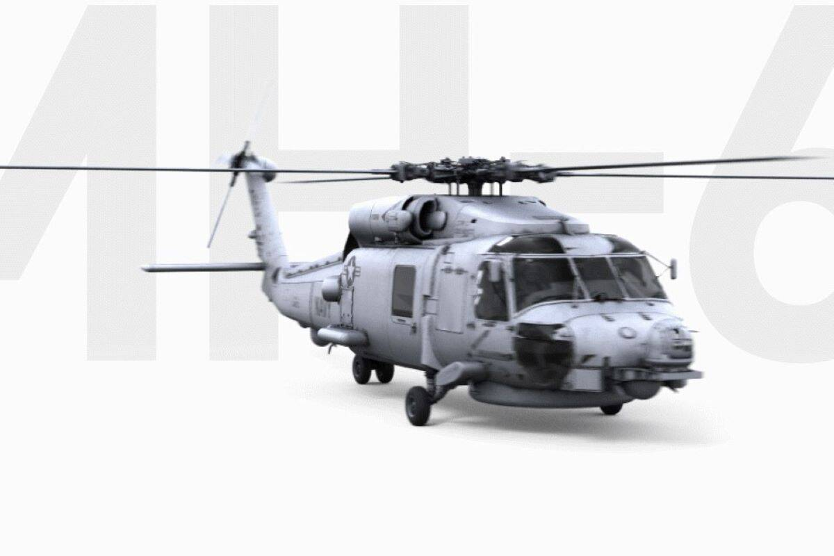 Indian Navy Pilots To Train On Anti-Submarine Helicopters In The US; MH-60R Seahawks To Arrive Soon