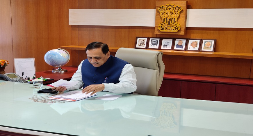 Our New Policy Aims To Make Gujarat India's Defence Factory: CM Vijay Rupani