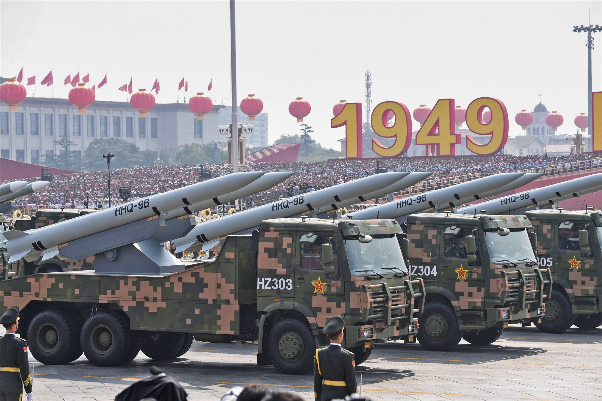 China's Growing Firepower Casts Doubt On Whether U.S. Could Defend Taiwan