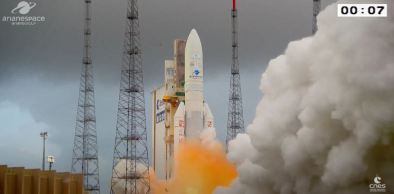 India, France Working on Third Joint Space Mission: ISRO