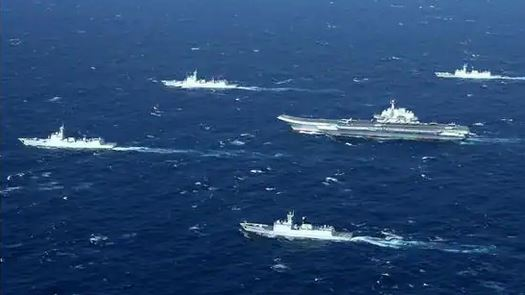 Red surge in the South China Sea: The battle that could define who wins the war
