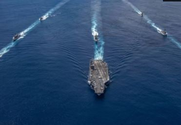Indo-Pacific Outreach: India Conducts Maiden Joint Naval Patrolling With Madagascar