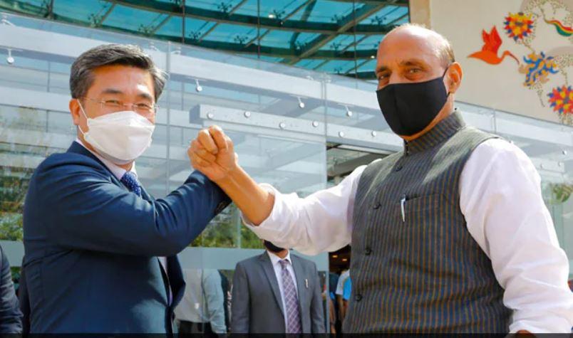 India, South Korea Discuss Ways To