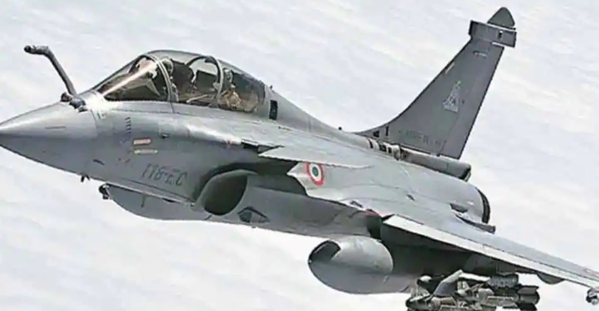 Major Boost For Indian Air Force, 10 Rafales To Join Fleet By Next Month