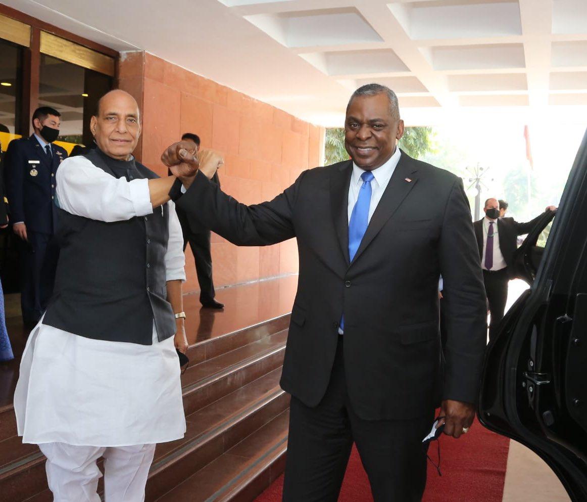 India, US Keen To Further Enhance Strategic Partnership