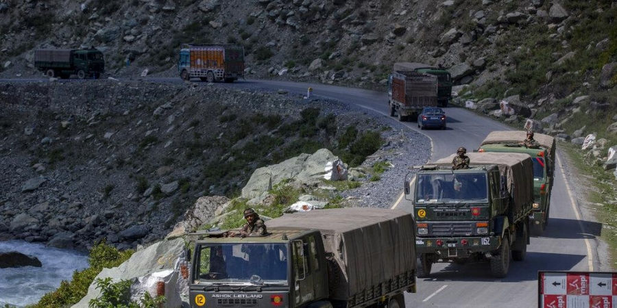 China Says Ladakh Situation Has 'Eased Distinctly' But Silent On Further Pullout Of Troops