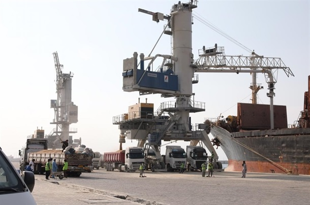 India Supplies Second Shipment Of Equipment To Chabahar Port