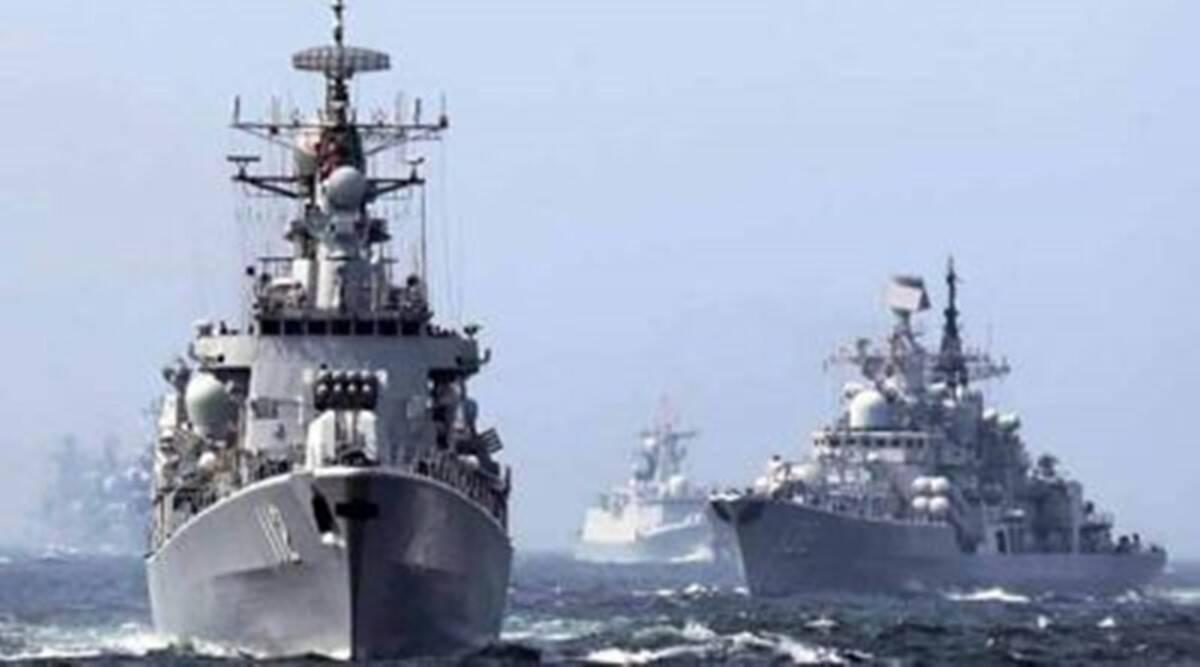 India, US Begin Two-Day Naval Exercise In Eastern Indian Ocean Region