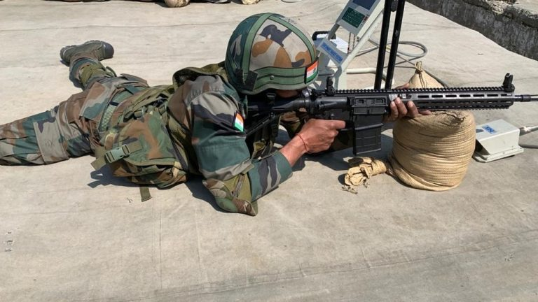 Army To Equip All Infantry Battalions, Not Just Frontline Troops, With US Sig Sauer Rifles