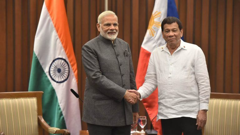 India Considers Long-Term Economic Ties With The Philippines, To Boost Indo-Pacific Initiative