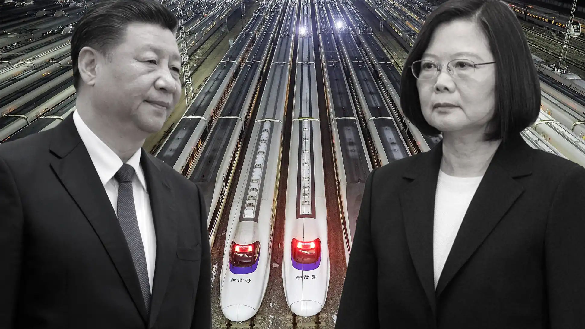 Analysis: China Firms Up Plan For 2035 Road And Railway To Taiwan