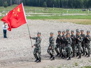 China Hikes Defence Budget To USD 209 Billion, Over Three Times That Of India