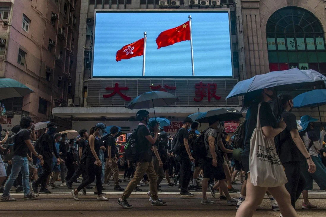 Beijing Prepared To Accept The Pain To 'Fix' Hong Kong, Observers Say